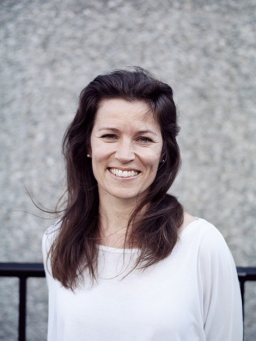 Portrett av Bente Elvemo