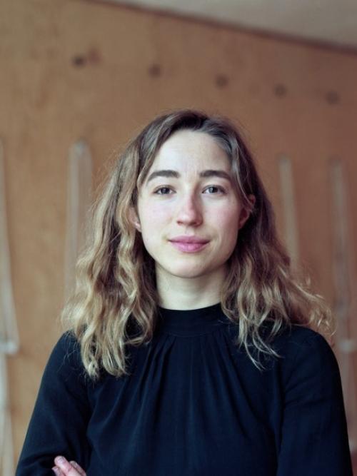 Portrett av Ida Lillebostad